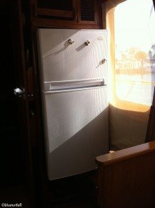 photo of refrigerator