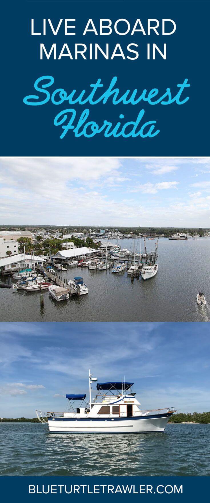 live aboard marinas in southwest florida