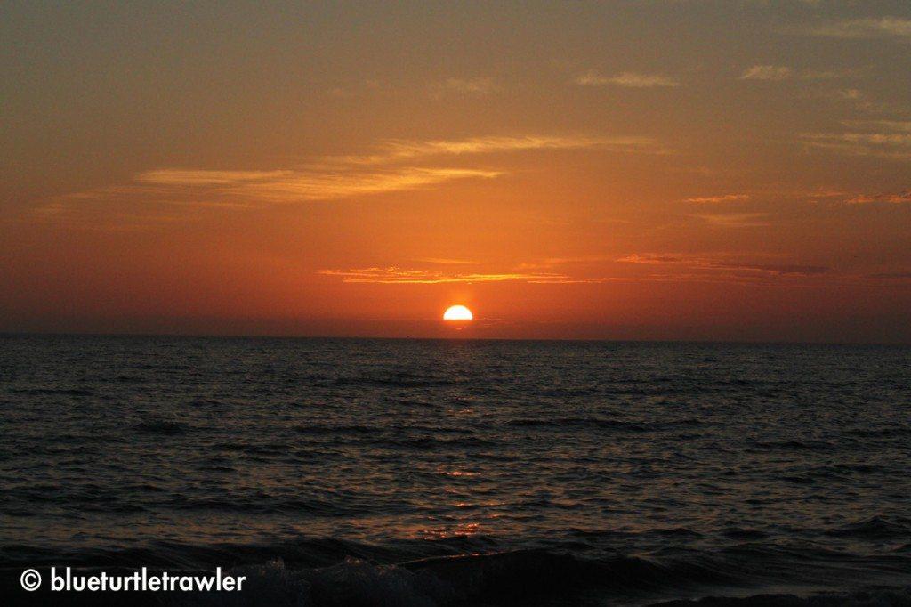 Sunset - Friday, January 4, 2013