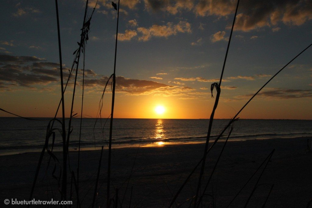 Gorgeous Fort Myers Beach sunset