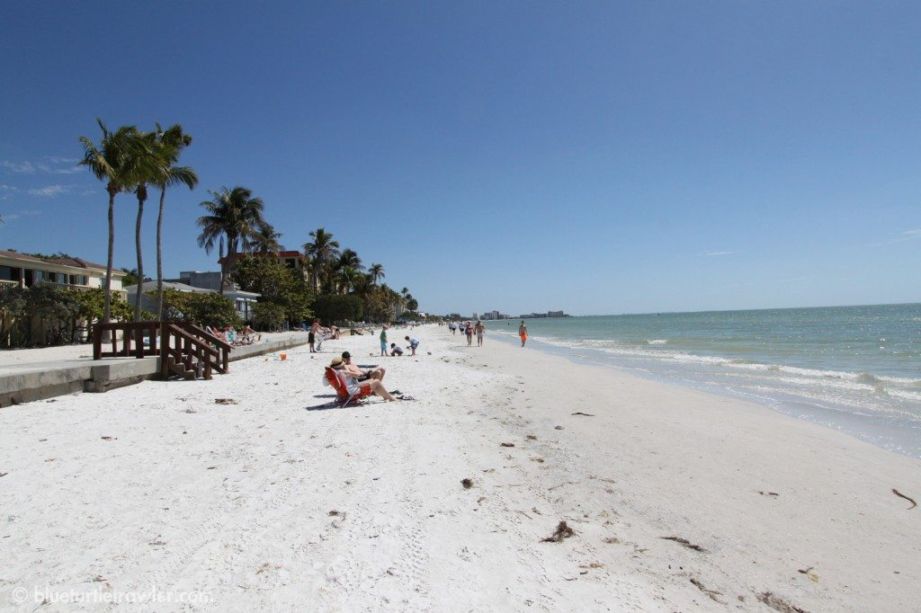 A picture perfect day at Fort Myers Beach