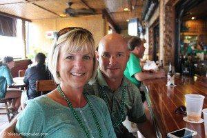 Randy and I at Yucatan