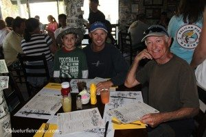 We had lunch at Cabbage Key