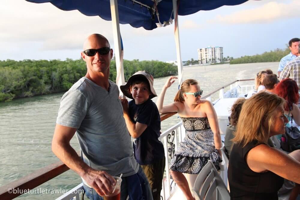 Randy, Corey and Sarah (Mary Kay's niece)