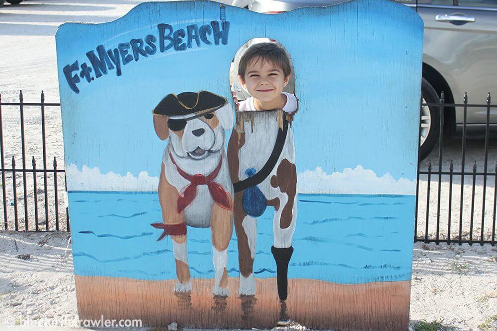 My newphew Ryan the pirate dog (?)