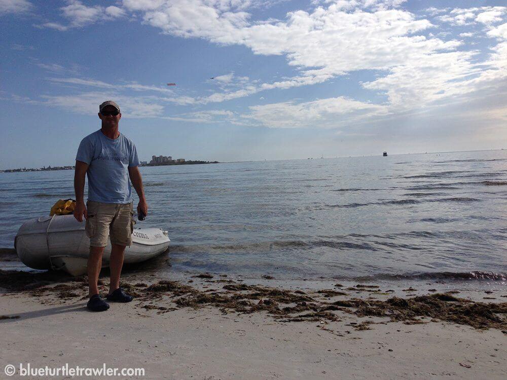 Randy at Bunche Beach