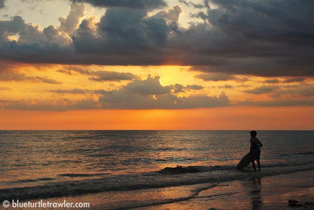 Gorgeous Keewaydin sunset