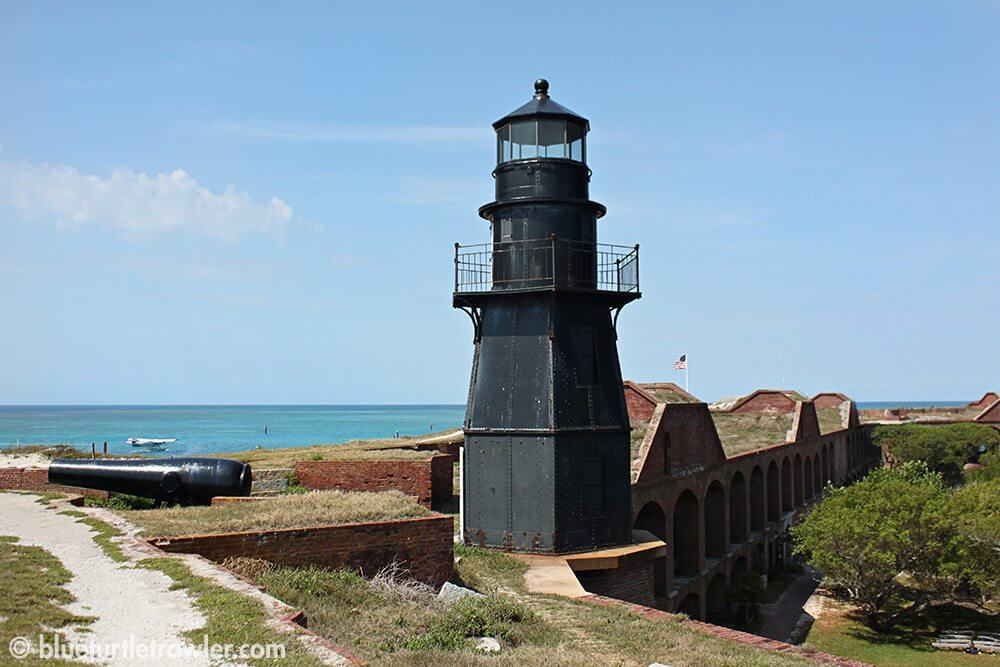 Fort Jefferson, Dry Tortugas, June 30 – July 2, 2014