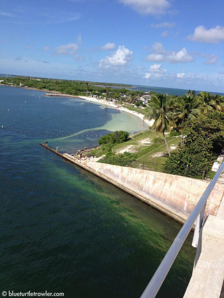 Beautiful sliver of land that is Bahia Honda