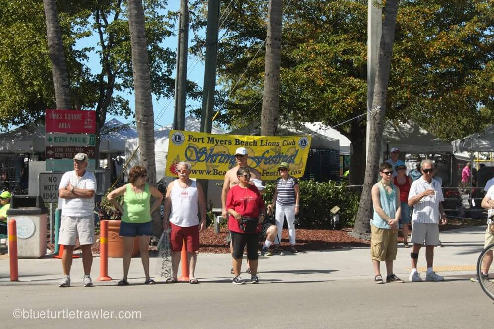 Fort Myers Beach Shrimp Fest
