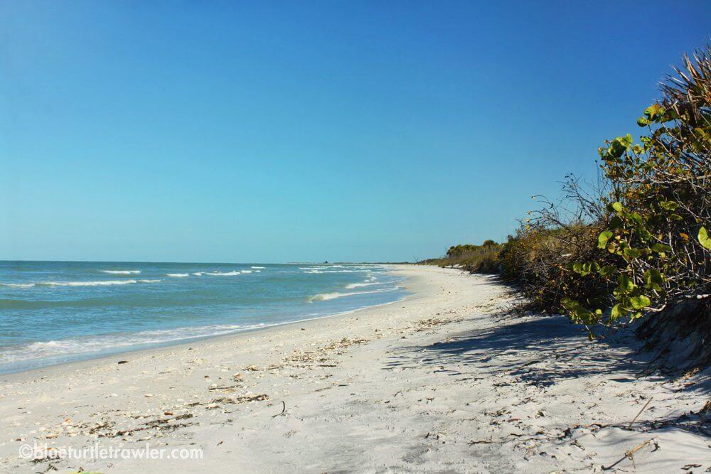 Such an amazing semi-private beach
