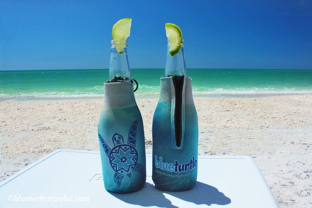 A couple of Coronas a'la Blue Turtle style