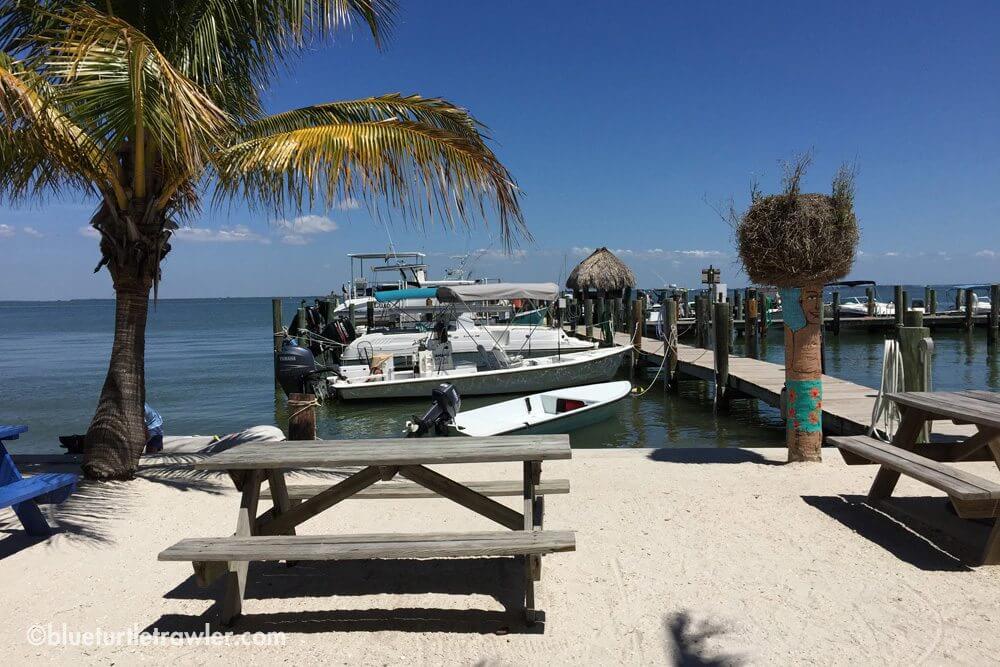 Docks at Jenson's Marina