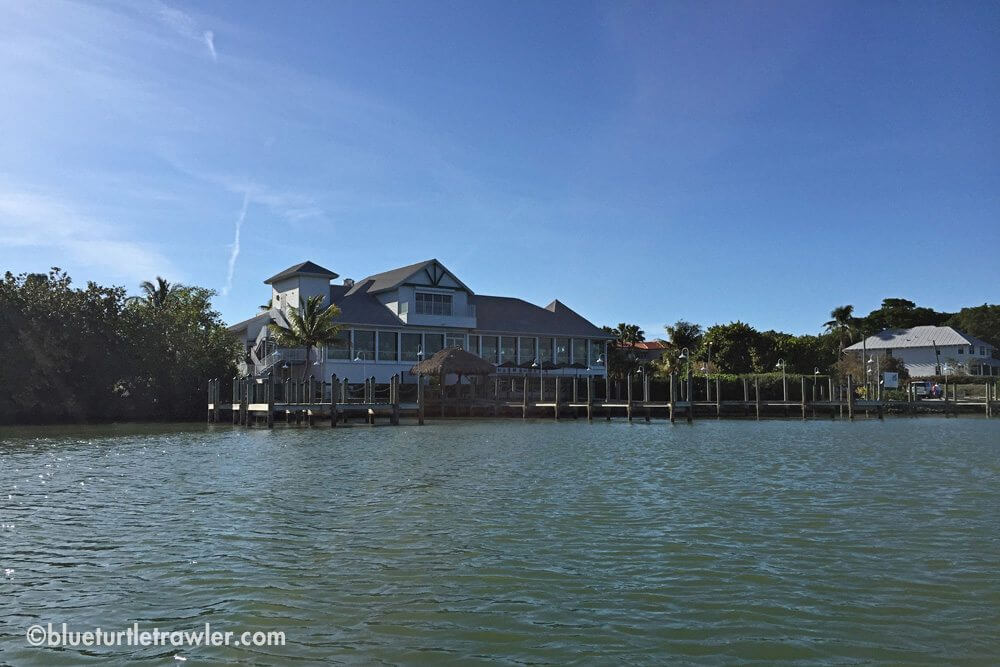 The Green Flash, one of our favorite Captiva haunts