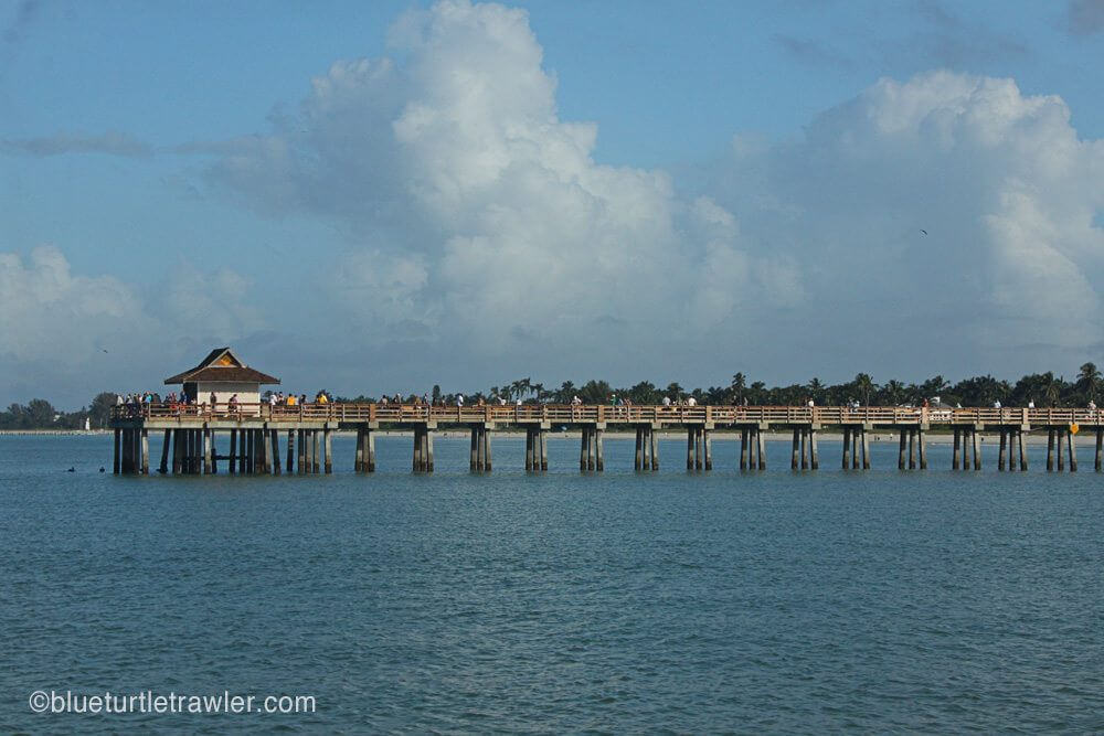 Another shot of the Naples Pier
