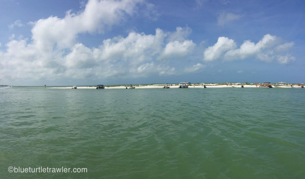 Beautiful Keewaydin Island