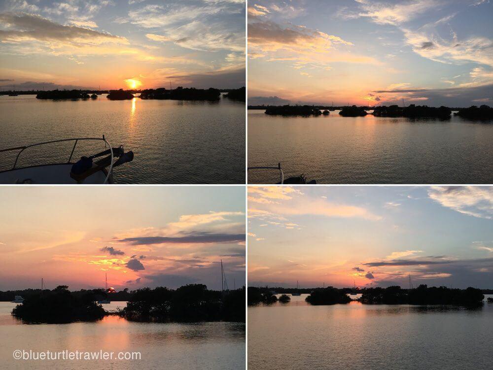 Beautiful Cayo Costa sunset