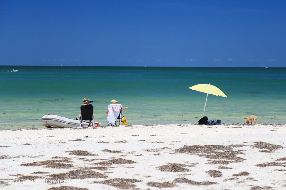 Picture-perfect beach spot