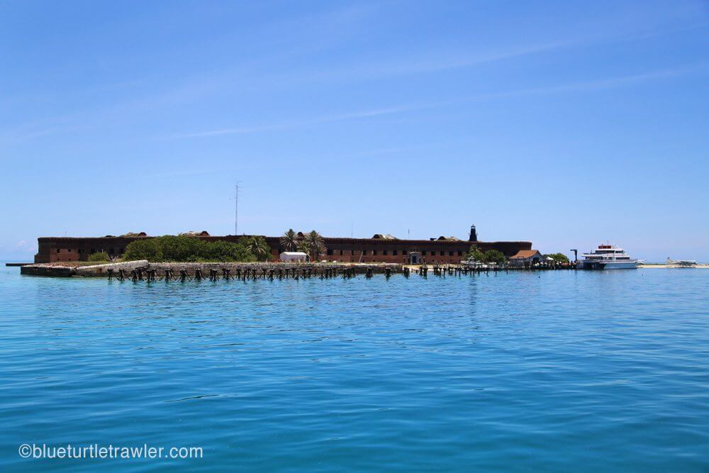 Fort Jefferson on Garden Key