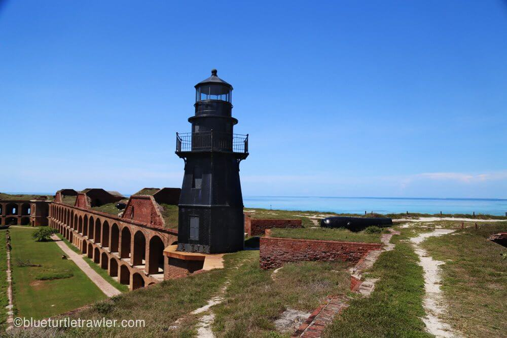 Garden Key lighthouse
