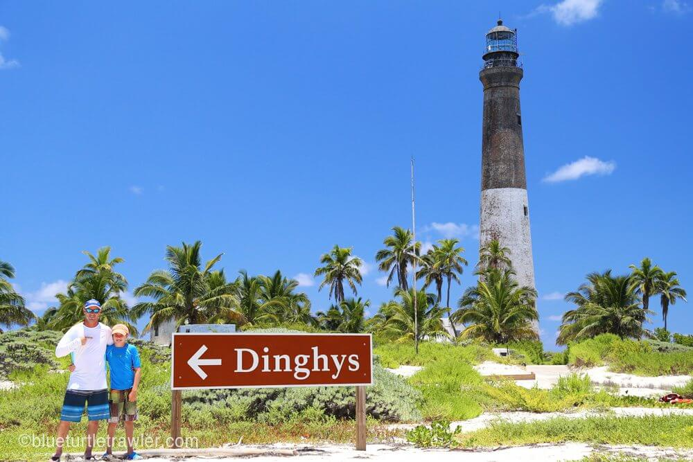 lighthouse dry tortugas