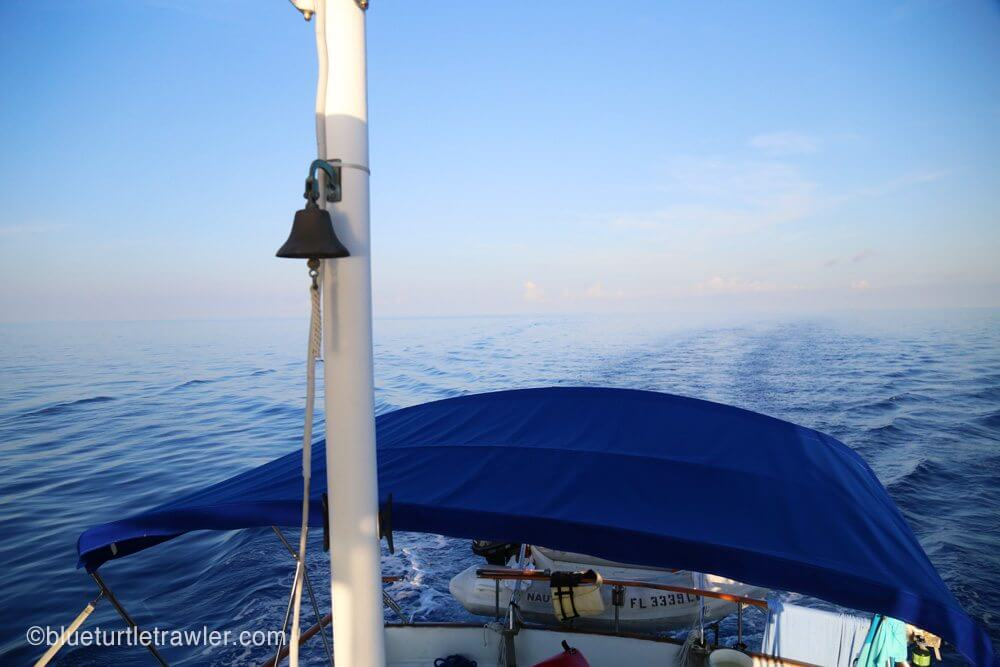 cruising the gulf of mexico