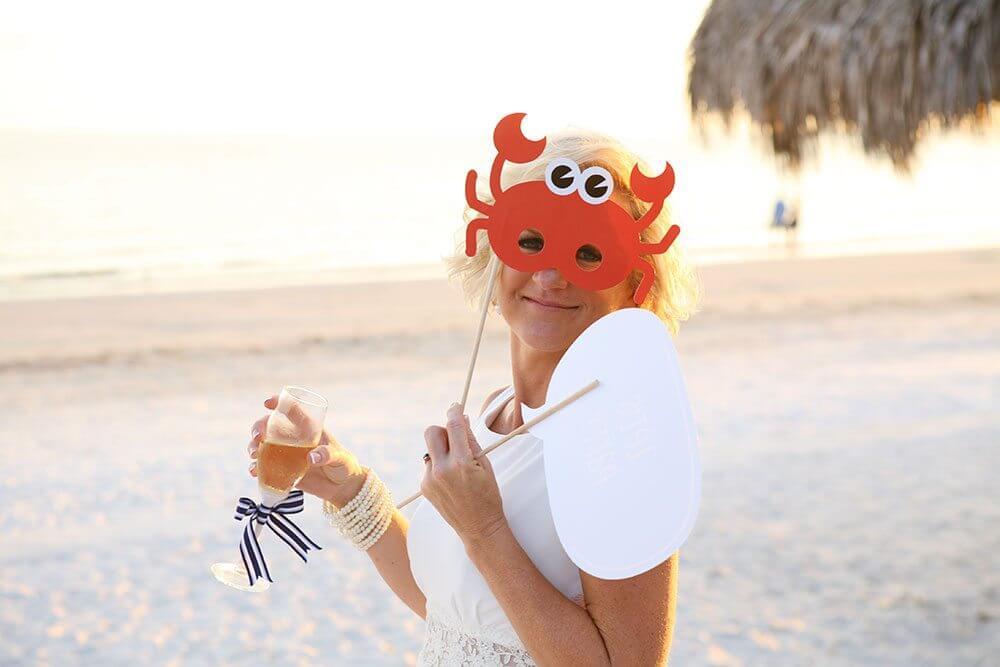 Having a crabbing good time!