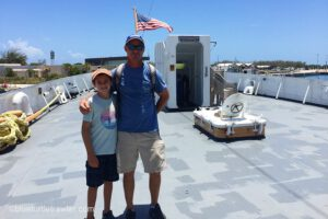 Tour the U.S.C.G. Cutter Ingham, Key West