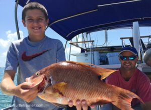 Jewfish Basin, July 10-13, 2016