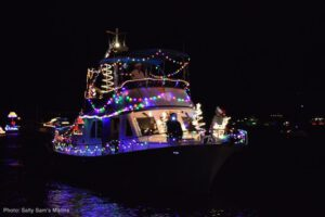 FMB Christmas Boat Parade – Join in the festivities!