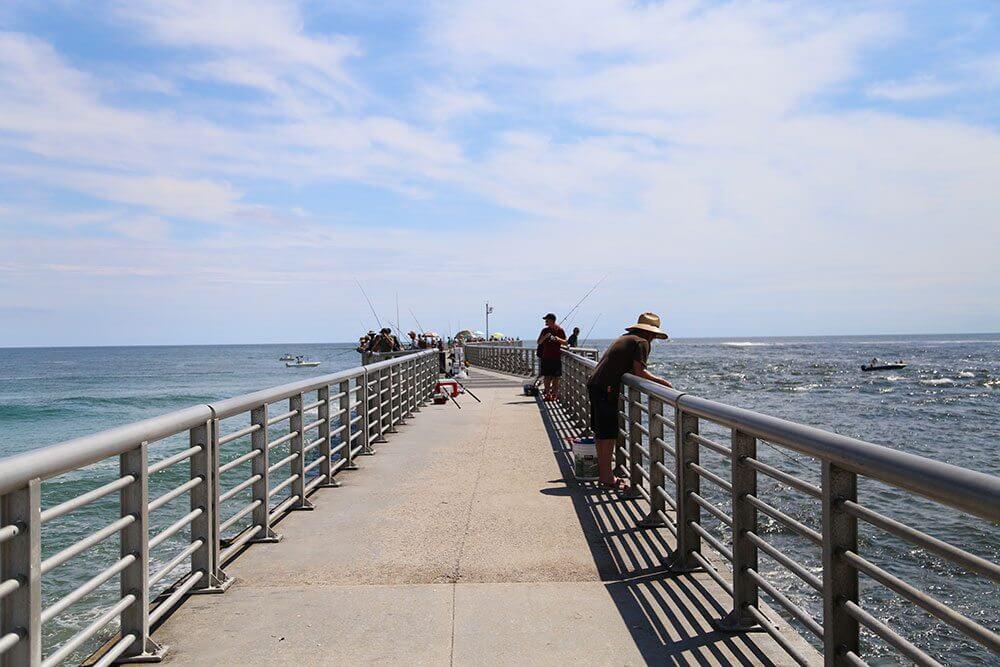 Sebastian Inlet fishing pier