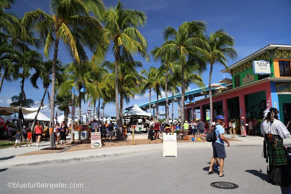 pirate festival fort myers beach