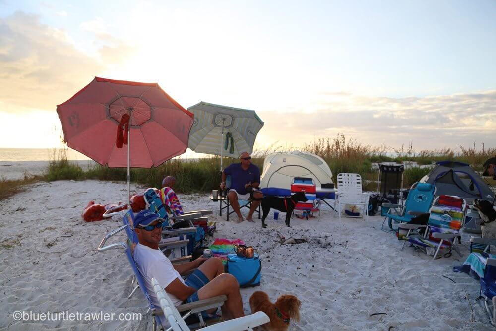 Beach life and loving it!