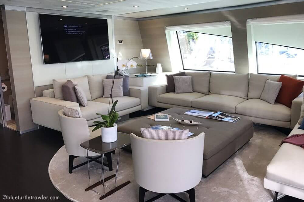First presentation is in the books at Yachts Miami Beach! - living-aboard