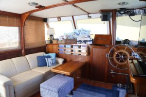 Boat interior storage ideas OR where to put all your stuff?