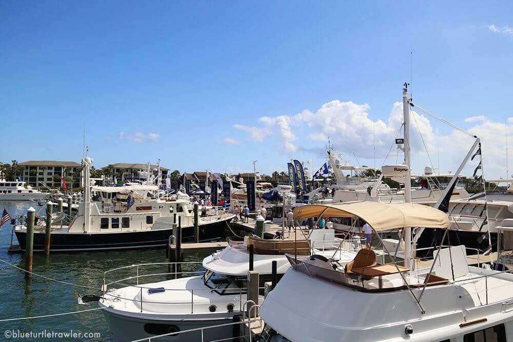 trawlerfest boat show