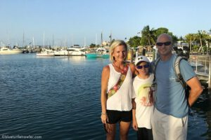 Jewfish Basin and an early arrival to Key West