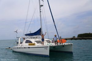 Marquesa to the Dry Tortugas:  Weather watching and meeting up with Sukha
