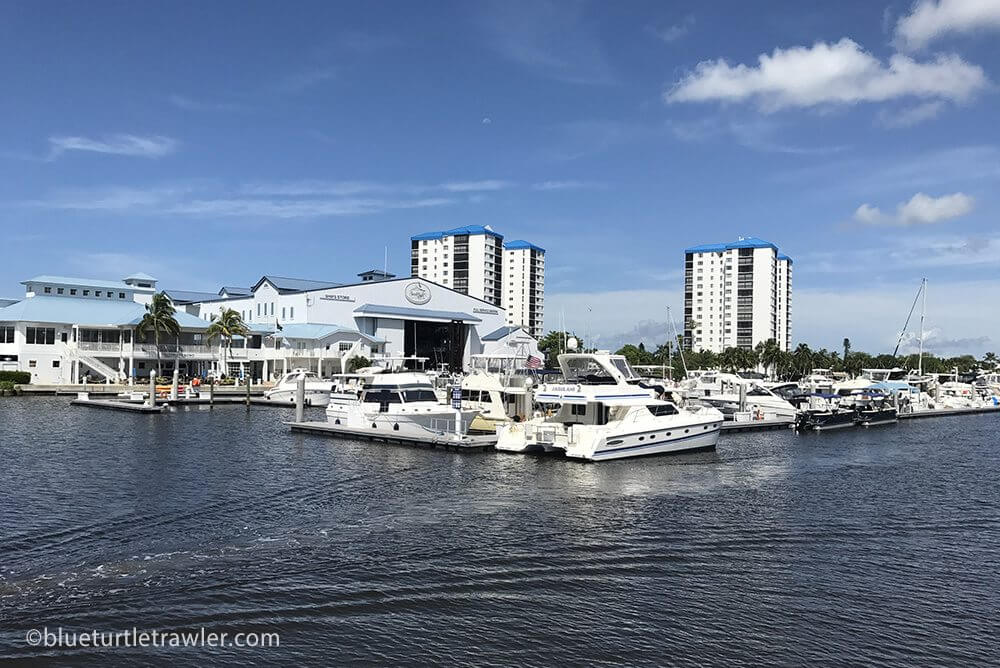 Why we left Snookbight Marina - living-aboard