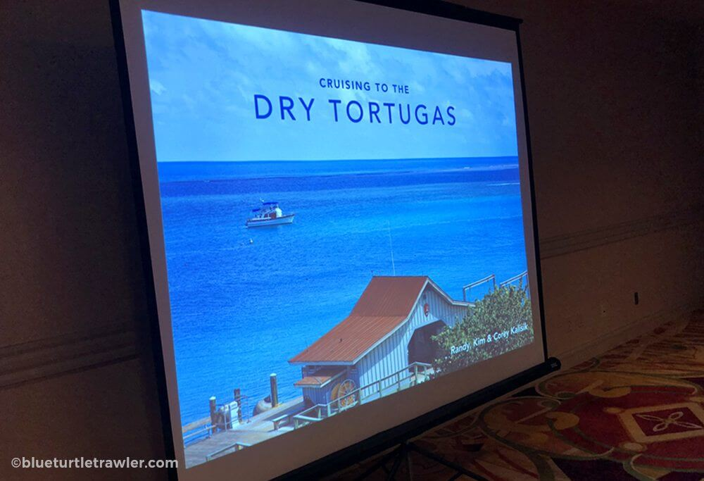 Cruising to the Dry Tortugas