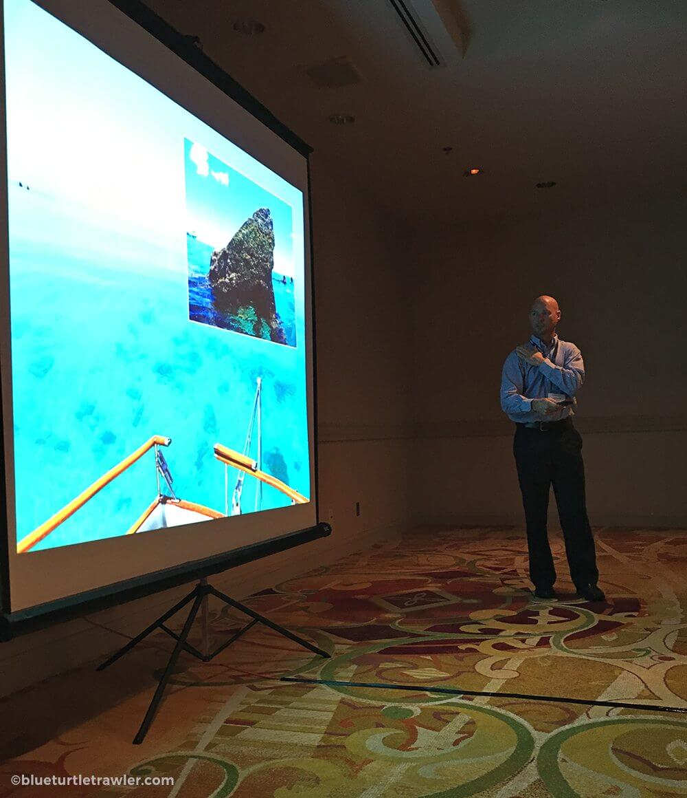 Randy discusses the Windjammer Wreck