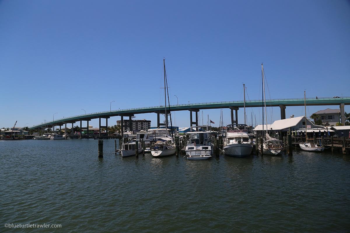 Matanzas Bridge and Bonita Bills