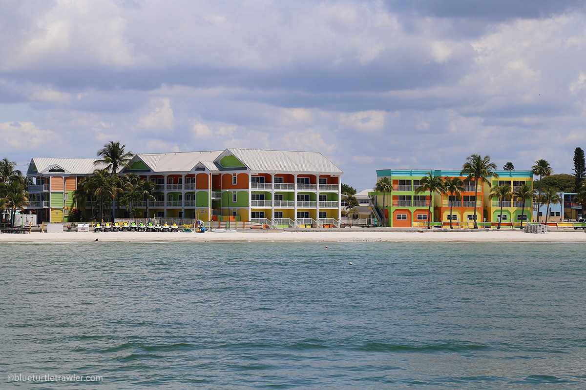 Pierview Hotel on Fort Myers Beach