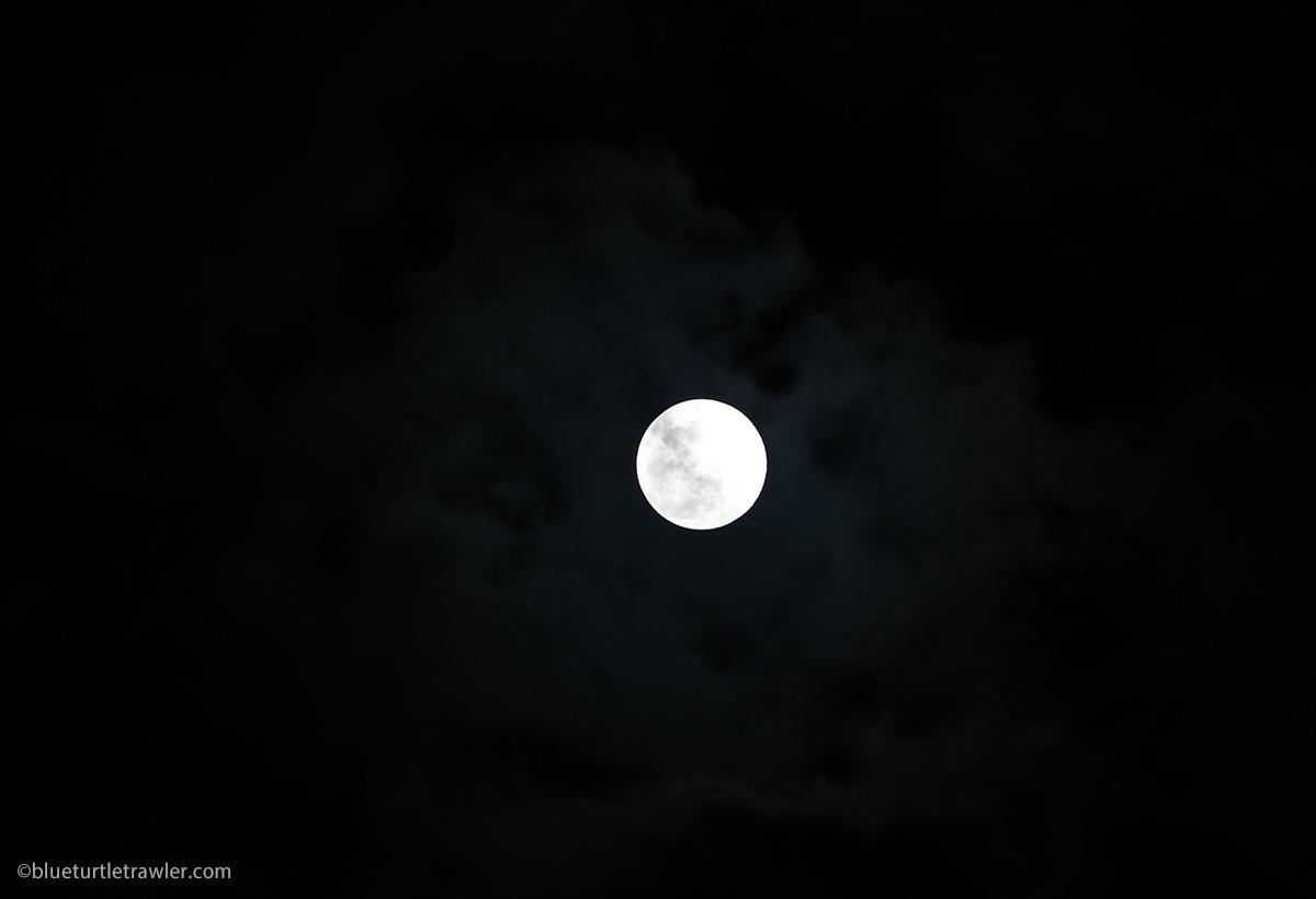 image of full moon