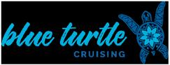 Blue Turtle Cruising