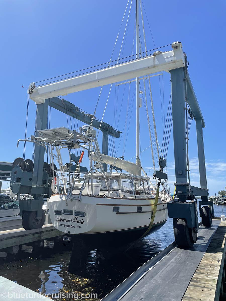 CSY sailboat survey